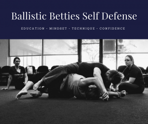 Women's Self-Defense Class
